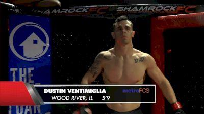 Dustin Ventimiglia vs. Arvin Mills - Shamrock FC 309 Replay