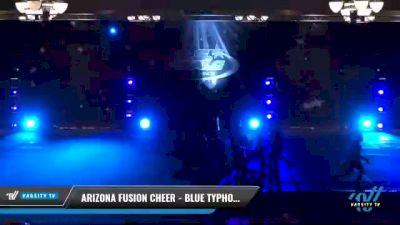 Arizona Fusion Cheer - Blue Typhoon [2021 L1.1 Junior - PREP Day 2] 2021 The U.S. Finals: Phoenix