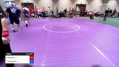 145 kg Rr Rnd 3 - Reese Hibbard, New York vs Coy Raines, New York