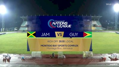 Full Replay - Jamaica vs Guyana - Jamaica vs Guyana | CNL