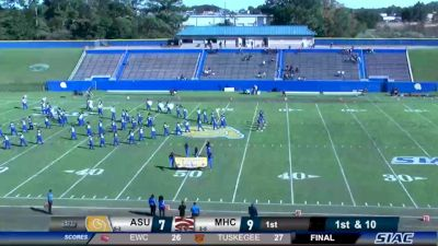 Full Replay - Morehouse vs Albany State - Morehouse vs Albany State Halftime Show - Nov 2, 2019 at 3:14 PM EDT