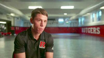 Suriano Transitioning From Penn State To Rutgers