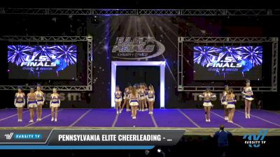 Pennsylvania Elite Cheerleading - Avengers [2021 L3 Senior - Small - B Day 2] 2021 The U.S. Finals: Ocean City