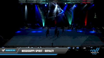 Mississippi Spirit - Royalty [2021 L1 Youth - Small Day 2] 2021 The U.S. Finals: Pensacola