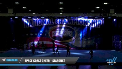 Space Coast Cheer - Stardust [2021 L1 Youth - D2 Day 1] 2021 ACP: Tournament of Champions