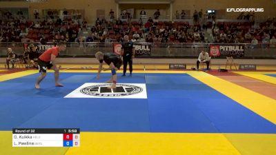 Otto Kuikka vs Lukasz Pawlina 2019 2nd ADCC European Trials