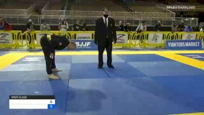 CHRISTOPHER J HARASZTI vs WADE MARTIN ROME 2020 World Master IBJJF Jiu-Jitsu Championship