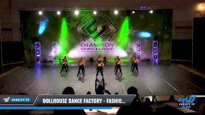 Dollhouse Dance Factory - Fashion Week [2021 Mini - Hip Hop - Small Day 2] 2021 CSG Dance Nationals