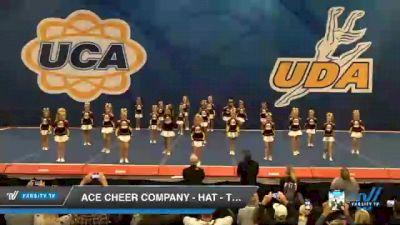 ACE Cheer Company - HAT - Tomahawks [2020 L1.1 Mini - PREP Day 1] 2020 UCA Magnolia Championship