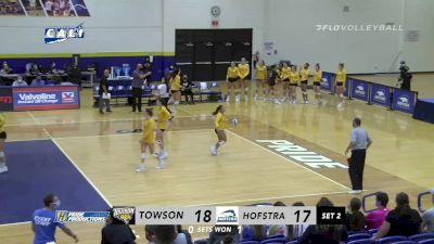 Replay: Towson vs Hofstra | Sep 19 @ 1 PM