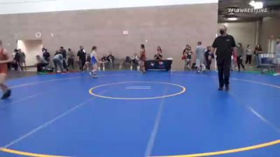 53 kg Round Of 16 - Mateah Roehl, Wi vs Tiare Ikei, Co