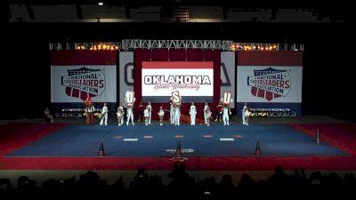 Oklahoma State University [2019 Coed Cheer Division IA Prelims] 2019 NCA & NDA Collegiate Cheer and Dance Championship