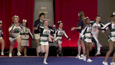 Buffalo Envy All Stars - Team Extraordinary [2019 CheerAbilities] 2019 The Cheerleading Worlds