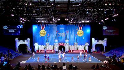 Lafayette High School (KY) [2020 Medium Varsity Division I Finals] 2020 UCA National High School Cheerleading Championship