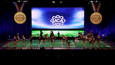 Station Camp High School [2020 Super Game Day Division I Finals] 2020 UCA National High School Cheerleading Championship
