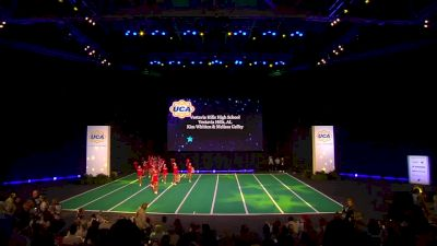 Vestavia Hills High School [2020 Junior Varsity Game Day Semis] 2020 UCA National High School Cheerleading Championship