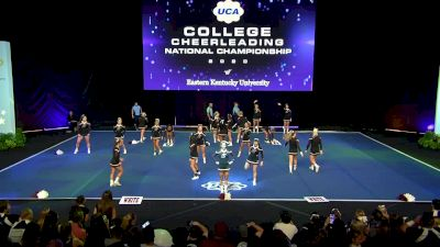 Eastern Kentucky University [2020 All Girl Division I Finals] 2020 UCA & UDA College Nationals