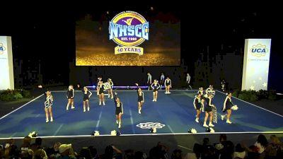 Saugus High School [2020 Medium Varsity Non Tumbling Finals] 2020 UCA National High School Cheerleading Championship