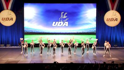 Ponte Vedra High School [2020 Large Game Day Semis] 2020 UDA National Dance Team Championship