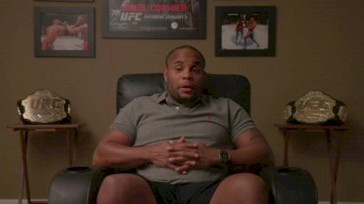 Daniel Cormier Talks About His Match With Cael Sanderson