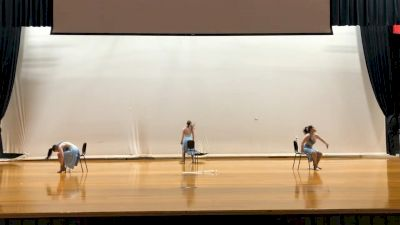 SHS Trio-Dancing on my own