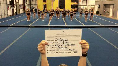ACE Cheer Company - TUS - Phoenix [L4 Senior - Medium] Varsity All Star Virtual Competition Series: Event IV