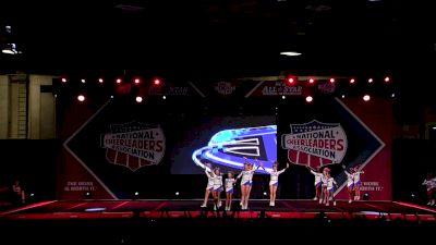 Maryland Twisters Supercells [2020 L6 Small Junior Day 1] 2020 NCA All-Star Nationals