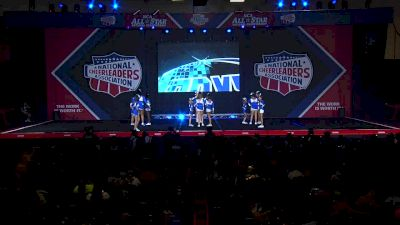 Odyssey Cheer Company Electric Storm [2020 L2 Small Junior D2 Day 2] 2020 NCA All-Star Nationals