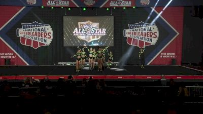 Express Stingers Hornets [2020 L4 Small Senior Coed D2 Day 2] 2020 NCA All-Star Nationals