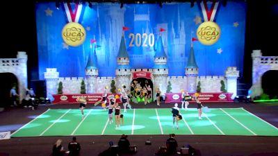 Thomas Jefferson High School [2020 Super Game Day Division II Prelims] 2020 UCA National High School Cheerleading Championship