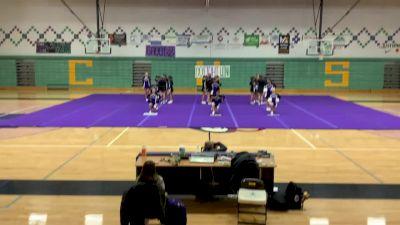 Century High School [Varsity Show Cheer Intermediate] 2020USA Virtual Regional