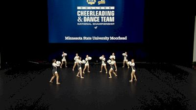 Minnesota State University Moorhead [2021 Open Pom Finals] 2021 UCA & UDA College Cheerleading & Dance Team National Championship