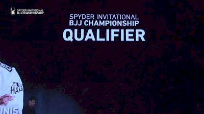 Anderson Munis vs Claudio Calasans 2019 Spyder BJJ Qualifier