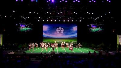 University of Massachusetts-Amherst [2019 All Girl Division IA Game Day Finals] UCA & UDA College Cheerleading and Dance Team National Championship