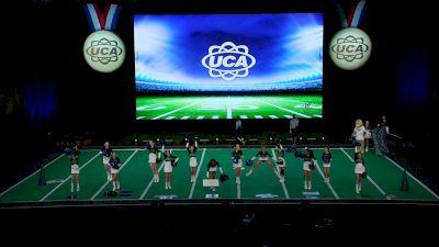 Freedom Crossing Academy [2021 Small Junior High Game Day Semis] 2021 UCA National High School Cheerleading Championship