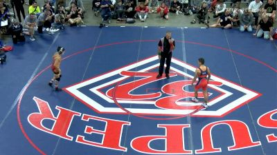 126 Final, Nicholas Nardone, NJ vs Nic Bouzakis, PA