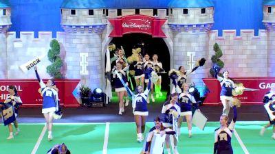 Roxbury High School [2020 Super Game Day Division II Semis] 2020 UCA National High School Cheerleading Championship