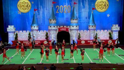 Ravenwood High School [2020 Large Game Day Division I Semis] 2020 UCA National High School Cheerleading Championship
