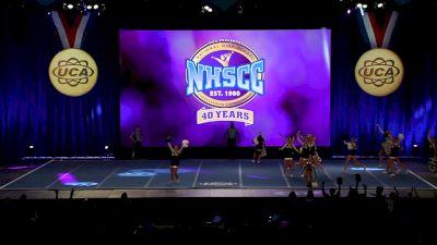 Corner Canyon High School [2020 Small Junior Varsity Finals] 2020 UCA National High School Cheerleading Championship