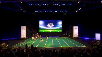 Leestown Middle School [2020 Junior High Non Tumbling Game Day Finals] 2020 UCA National High School Cheerleading Championship