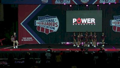 Power Athletics Surge [2020 L4 Small Junior Day 2] 2020 NCA All-Star Nationals