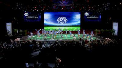 University of Rhode Island [2020 Open All Girl Game Day Finals] 2020 UCA & UDA College Nationals