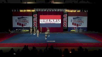 Brenau University [2019 Intermediate All-Girl Division III Finals] 2019 NCA & NDA Collegiate Cheer and Dance Championship