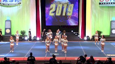 University Cheer Force - UCF- Firestorm [2019 L5 Senior X-Small Coed Finals] 2019 The Cheerleading Worlds