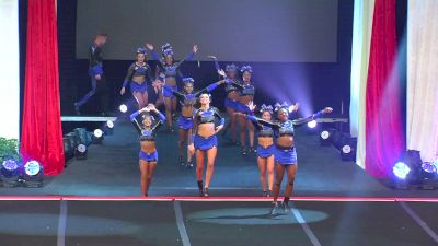 Memphis Cheer - Blue Diamonds [2019 L5 Small Senior Restricted Coed Finals] 2019 The D2 Summit