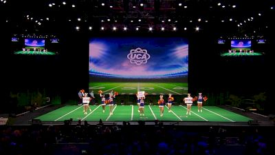 Concordia University [2019 Open All Girl Game Day Finals] UCA & UDA College Cheerleading and Dance Team National Championship