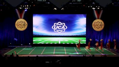 Cumberland Valley High School [2020 Super Game Day Division I Prelims] 2020 UCA National High School Cheerleading Championship