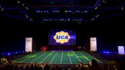 Vestavia Hills High School [2020 Junior Varsity Game Day Finals] 2020 UCA National High School Cheerleading Championship