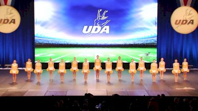 Kickapoo High School [2020 Large Game Day Semis] 2020 UDA National Dance Team Championship