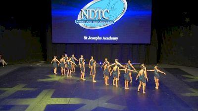 St Josephs Academy [2020 Large Jazz Semis] 2020 UDA National Dance Team Championship